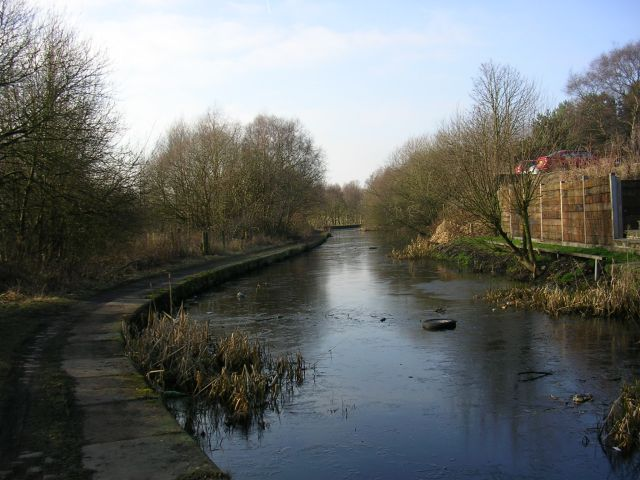 Manchester Bolton and Bury Canal, Bury arm