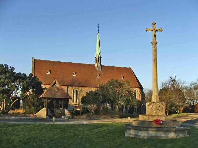 St Mary's Church, Bayford, Hertfordshire