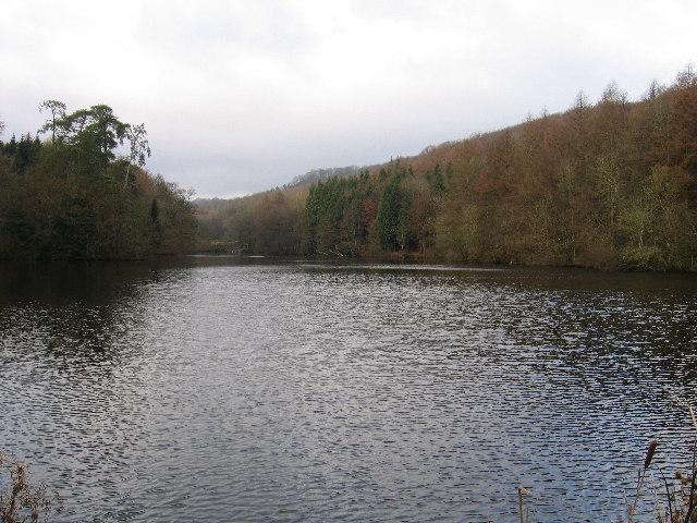Parkmill Pond