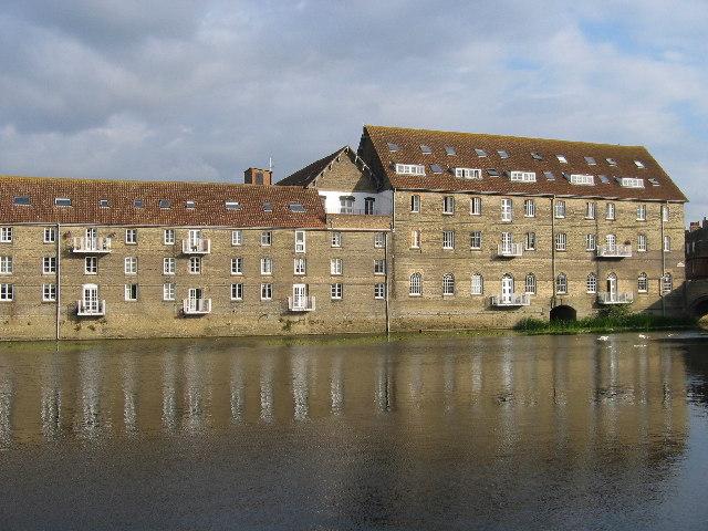 Old Huntingdon Mill