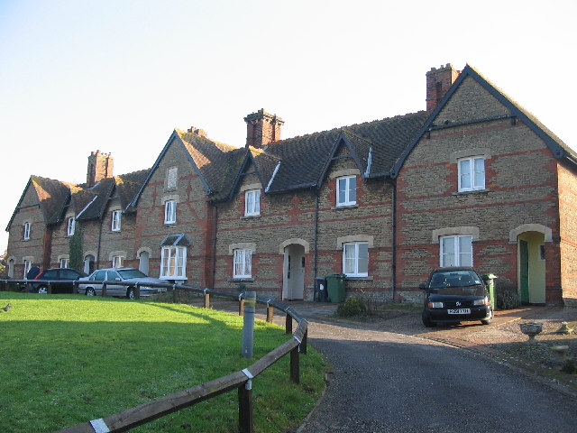 The Almshouses at Prospect Square