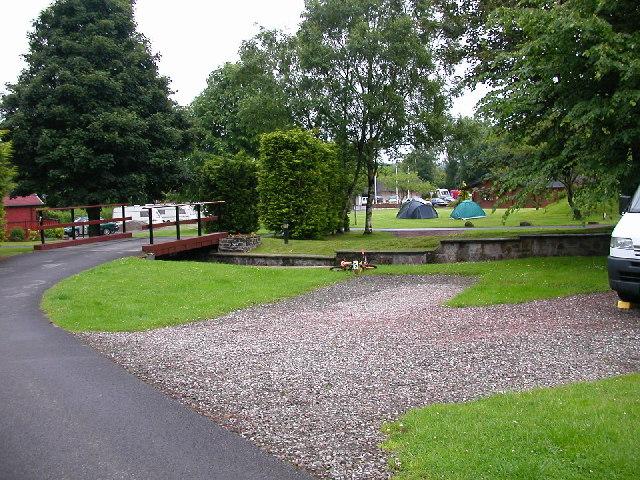Lomond Woods Caravan Park, Balloch.