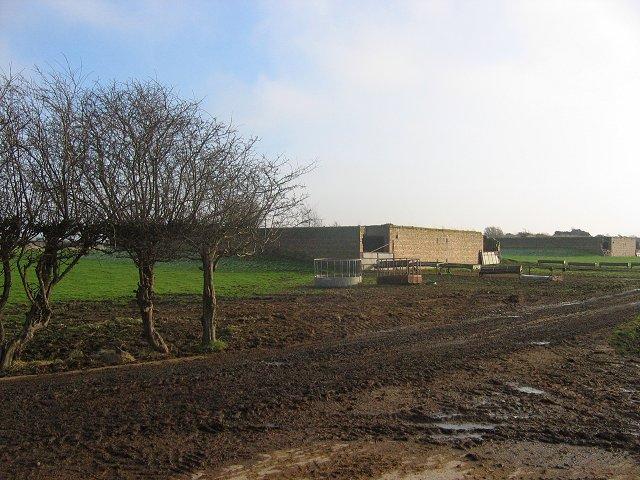 RAF Drem: Park Hills.