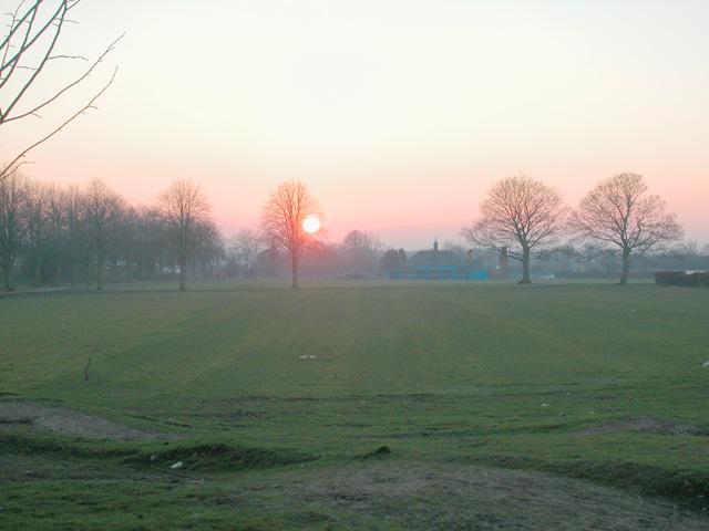 Newton Recreation Ground