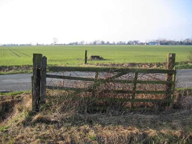 Farmland at SE849276