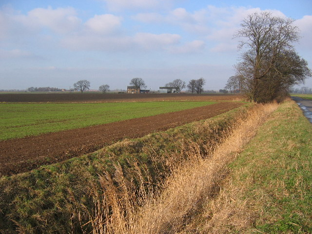 North of Broomfleet Crossing