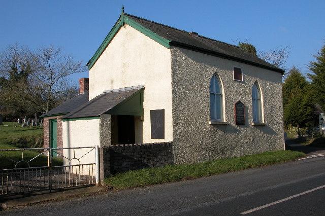 Llancloudy Methodist Church