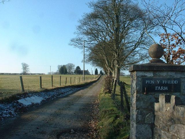 Pen-y-Ffridd Farm
