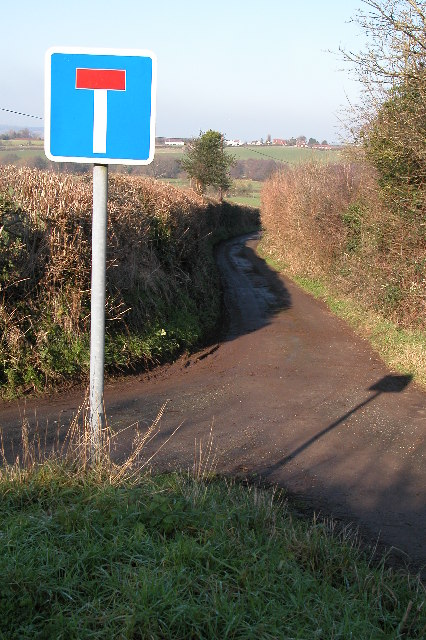 No Through Road to Treribble Bungalow