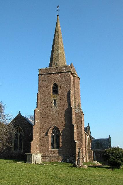 St. Deinst Church, Llangarron