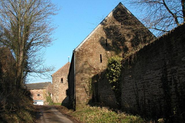 Langstone Court, Llangarron