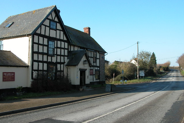 The New Inn, St Owen's Cross