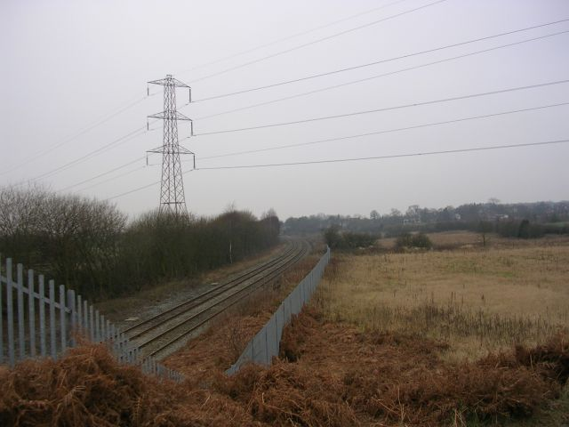 Manchester to Wigan Line