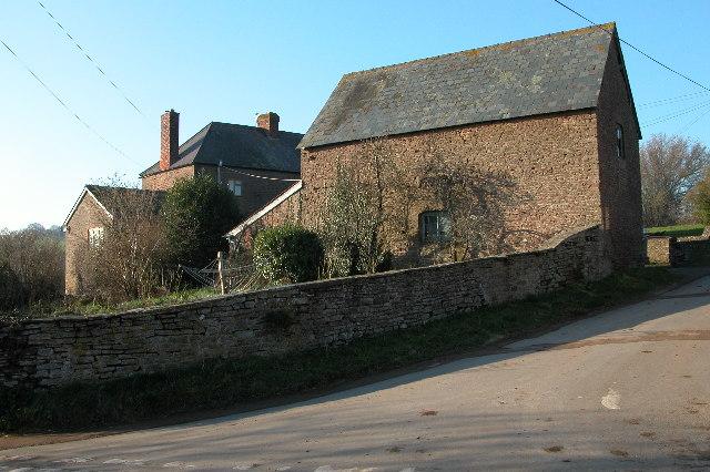 Rock Farm, Carey
