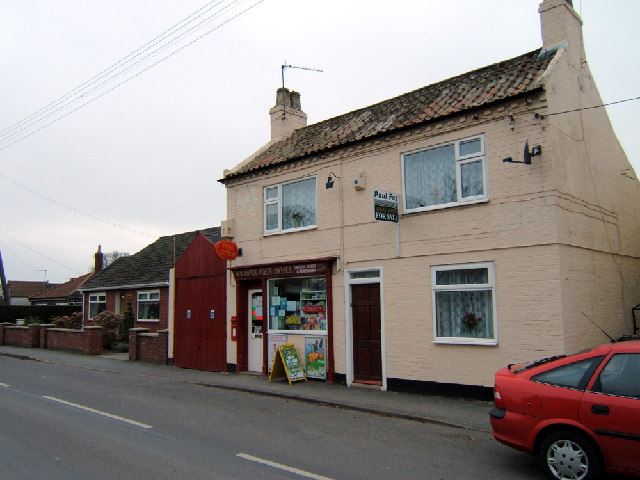 Wrawby Post Office