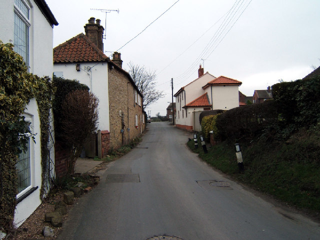 Chapel Lane, Wrawby