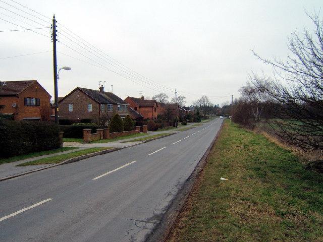 Vicarage Road, Wrawby