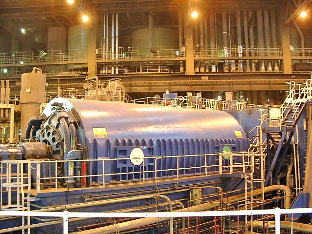 Drax Power Station 660 Mw Generator