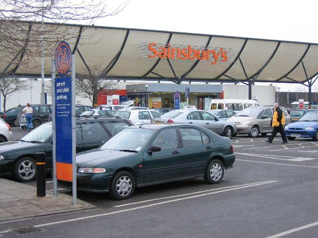 Supermarket Barnwood
