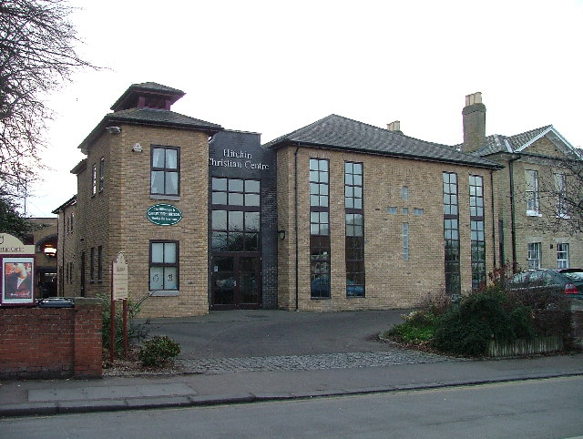 Hitchin Christian Centre.