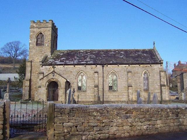 St. Botolph's Church, Horsehouse