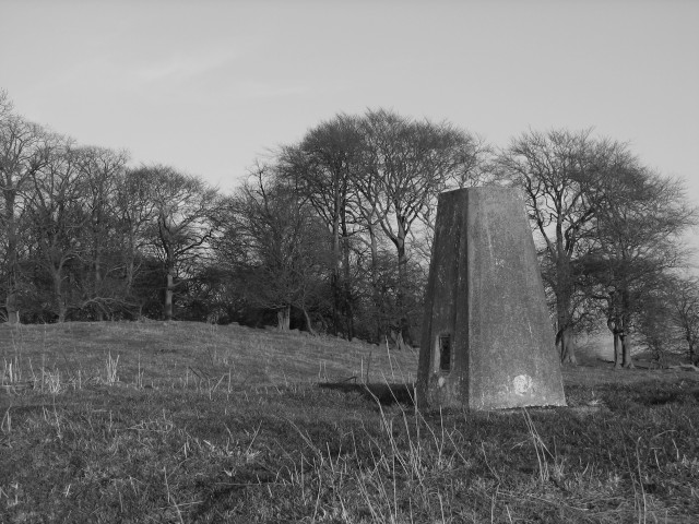 Trig point, Platt Hill