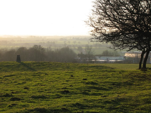 View west from Platt Hill