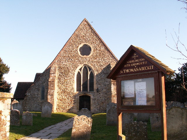 St Thomas A Becket Warblington