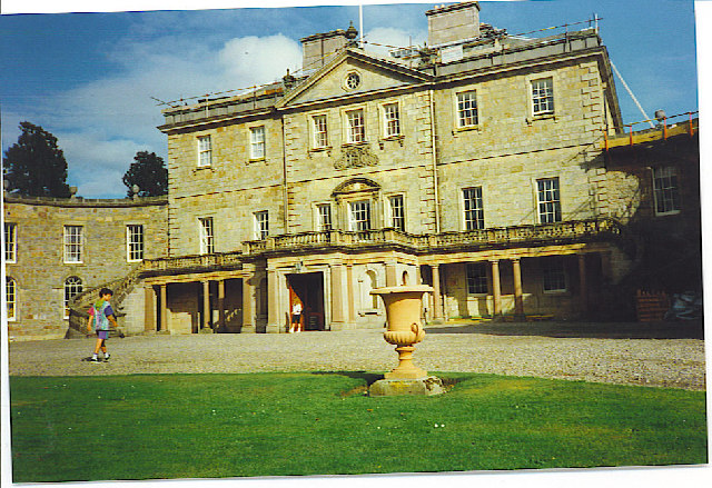 Haddo House, the West Front.