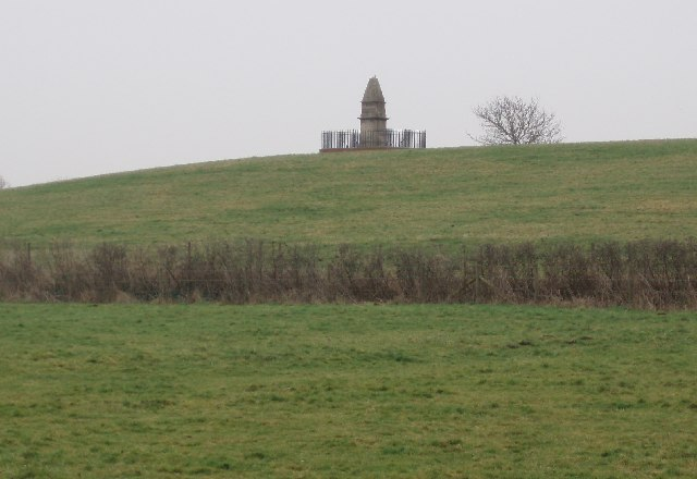 King Alfred's Monument.