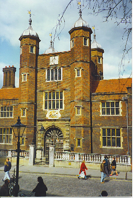 Abbott's Hospital, Guildford.