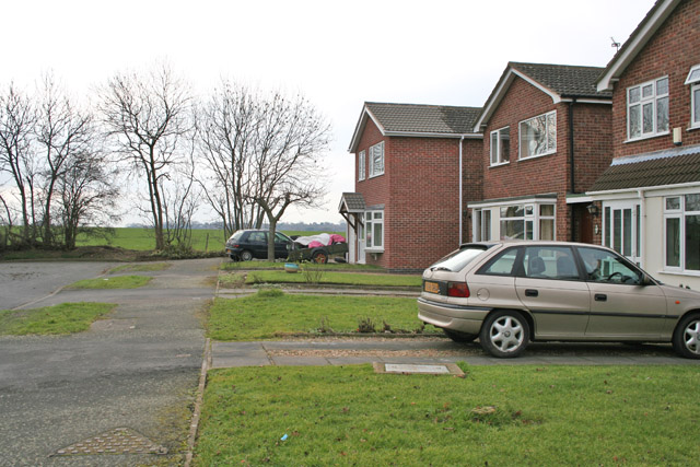 Pine Drive, Syston