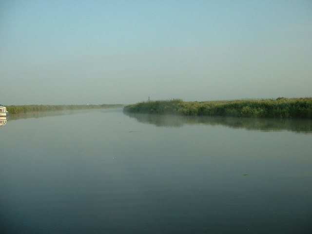 Early morning on the Waveney