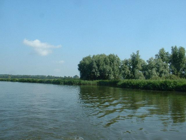 River Waveney near Lowestoft
