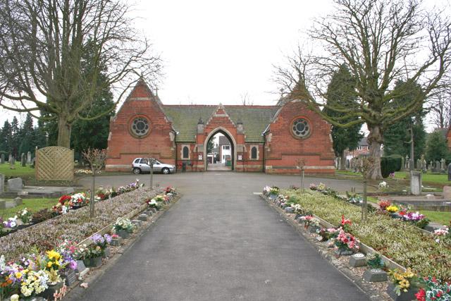 Syston Cemetery