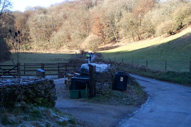 Lane to Chalford