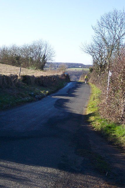 Towards Frampton Mansell