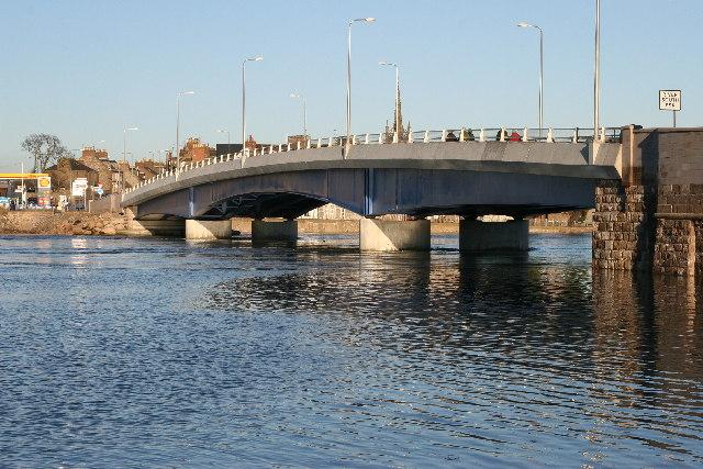 New Road Bridge over River South Esk