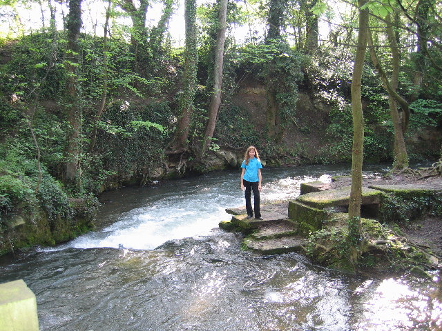 River Frome in Stroud