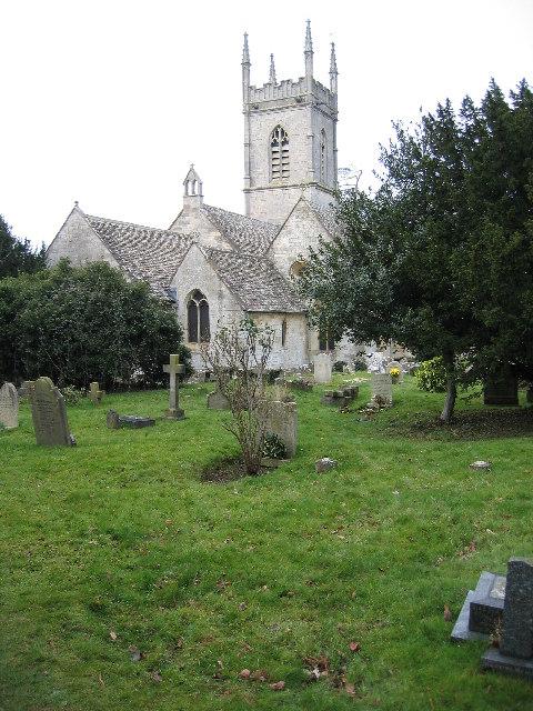Parish Church Upton St Leonards