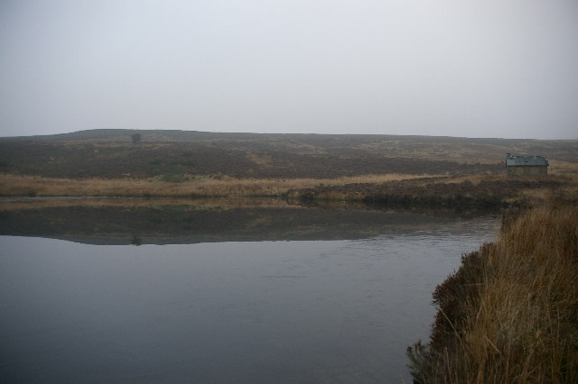 Reservoir, Longridge Fell