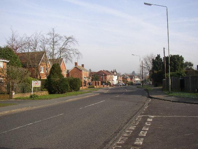Ash Street, Ash, Surrey