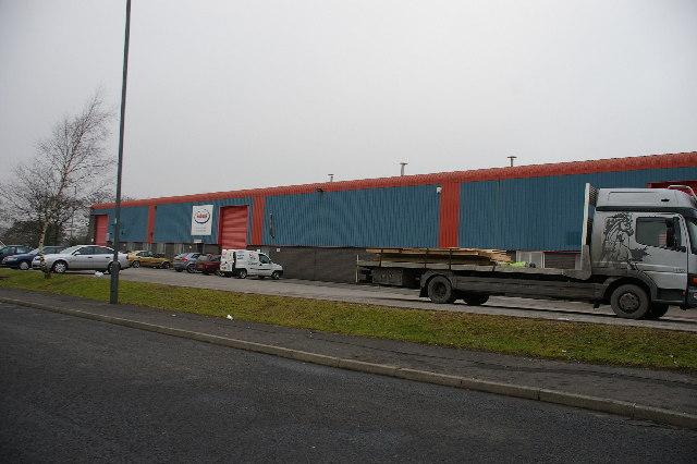 Warehouse for Ewbank