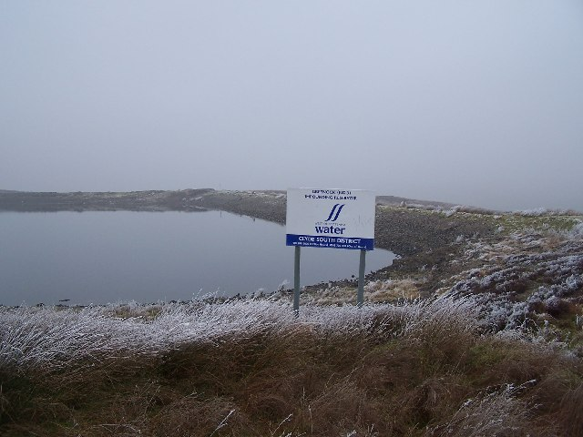 Greenock (No3)Reservoir