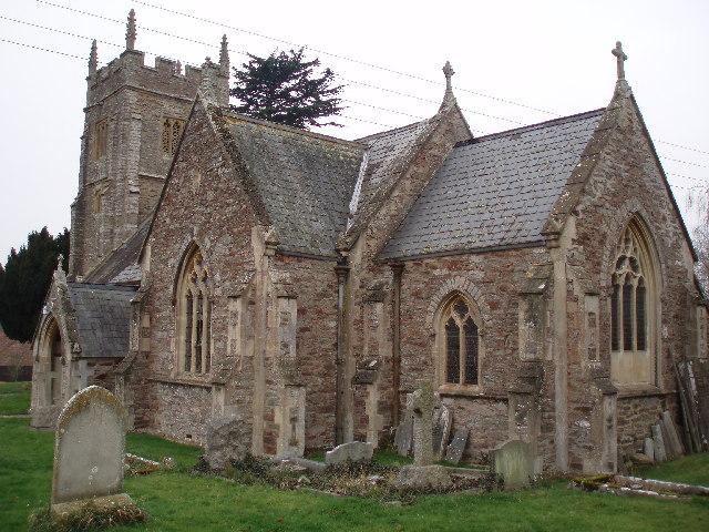 St. John the Baptist's Church. Durston