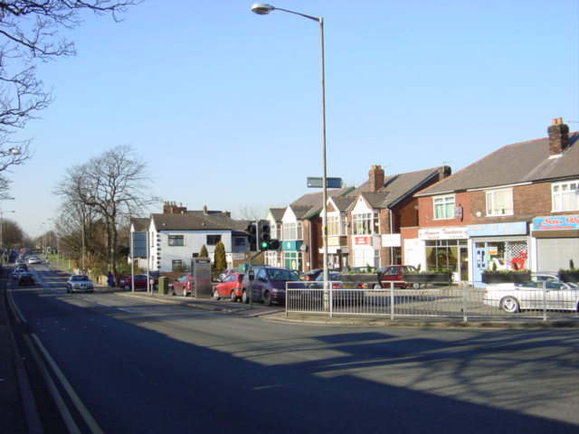 Warrington Road, Rainhill