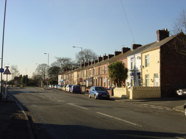 Nutgrove Road, Nutgrove, St Helens