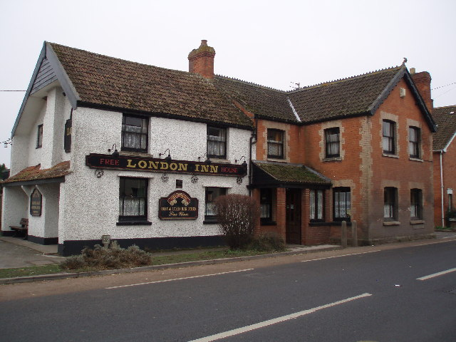 The London Inn. Othery