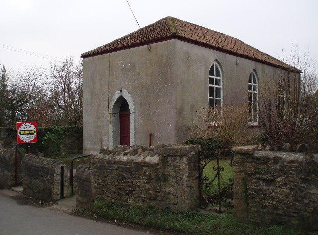 Chapel at Pedwell