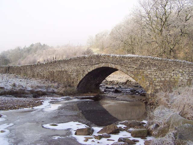 Winter at Cover Bridge